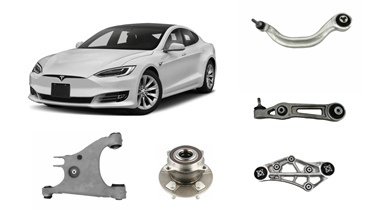 Tesla Model 3 S X Chassis Parts Catalogue China
